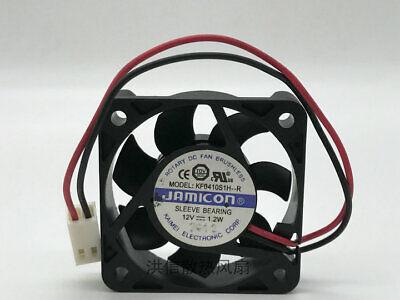 1pcs Y.S.TECH FD1240105B-2N 12V 0.96W 4CM 4010 2-wire Cooling Fan
