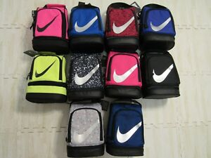 NIKE-DOME-LUNCH-BAG-BOX-TOTE-INSULATED-ZIPPER-NWT