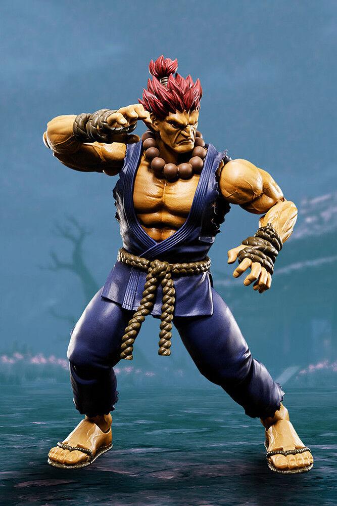 Street Fighter Akuma S.H. SH Figuarts Action Figure BANDAI