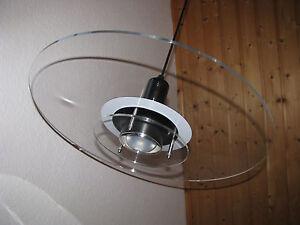 90s retro deckenlampe ikea t 712 plexiglas leuchte 90er jahre vintage lampe ebay. Black Bedroom Furniture Sets. Home Design Ideas