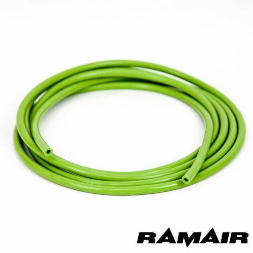 3mm Silikon Vakuum Schlauch Rohr Wasser Luft Kühlflüssigkeit Ablassventil Turbo