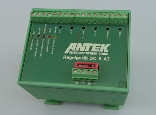 Pp2055 Antek regola dispositivo DC 5 at 01 29199607