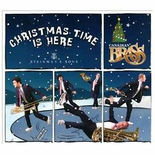 Christmas Time Is Here, Canadian Brass, New