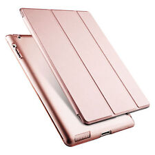 """Slim Leather Case Stand Folio Smart Cover For iPad 9.7"""" 2017 Release"""