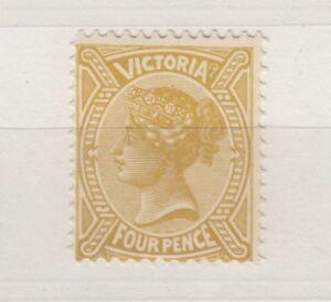 Australia-Victoria-QV-1901-4d-SG390-MLH-Gum-J2244
