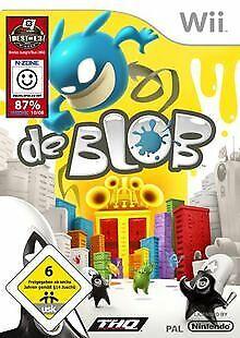 de Blob de THQ Entertainment GmbH | Jeu vidéo | état bon