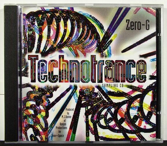 Zero-G Technotrance - Samples & Loops