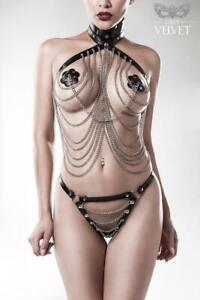 Frivole-Dessous-3-teiliges-Erotikset-von-Grey-Velvet