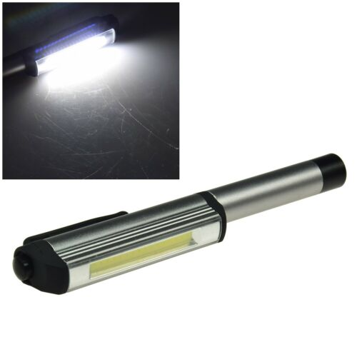 3W LED Taschenlampe 150lm 3x16cm Inspektionslampe Arbeits-Leuchte Handlampe
