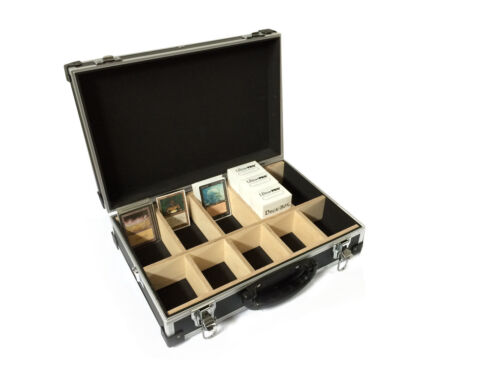 Suitcase for magickarten magickoffer Magic Carrying Case Storage