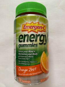 Emergen-C-Energy-Plus-gummies-Revitalize-your-body-vitamin-C-30-gummies-Oran