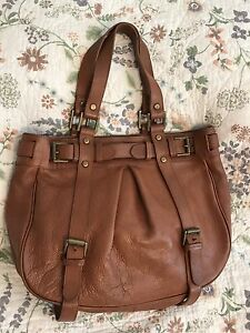 Mulberry Jacquetta Darwin Leather