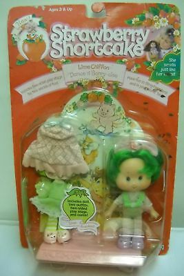 Orange Blossom Strawberry Shortcake Doll Scented w// iconic Comb 12235