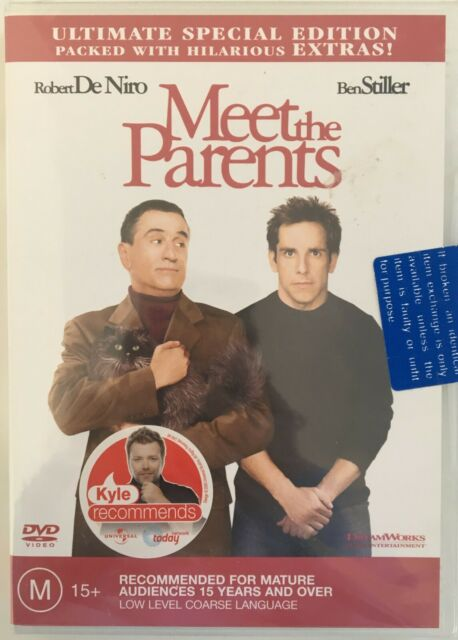 Meet the Parents DVD. Brand new & sealed. Region 2, 4 PAL. Free postage!