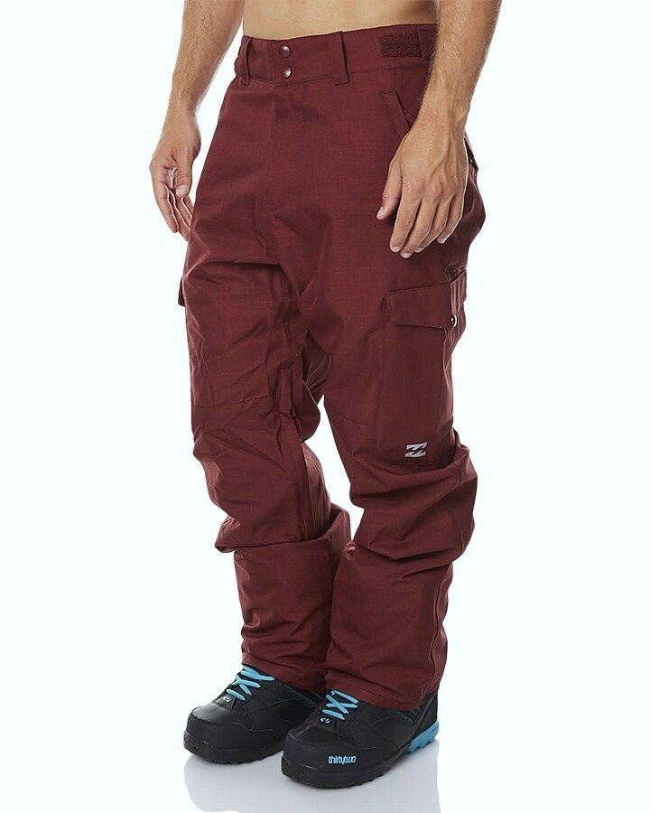 BILLABONG Men's HAMMER Snow Pants -  AND - XL - NWT  quick answers