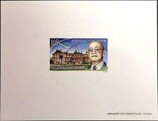 NEW CALEDONIA NEUKALEDONIEN 1997 1101 DELUXE H. Lafleur 1st Senator Paliament