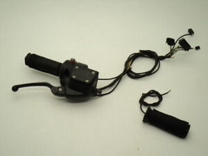 BMW R1150 R 1150RT #A260 Throttle Assembly / Right Handlebar Switches / Pod