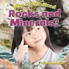 Why Do We Need Rocks and Minerals? by Kelley MacAulay (Paperback, 2014)