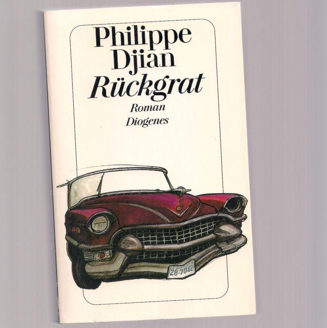 "Philippe Djian: ""Rückgrat"", Roman (1993)"