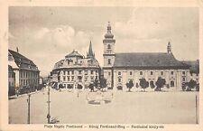 B78165 piata regele ferdinand sibiu hermanstadt nagyszeben  romania