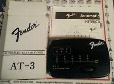 Fender Automatic Guitar Tuner