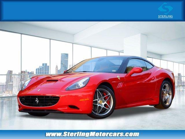 2010 Ferrari California 2dr Conv