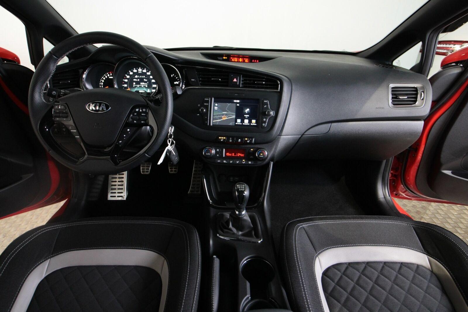 Kia Ceed T-GDi GT-Line SW