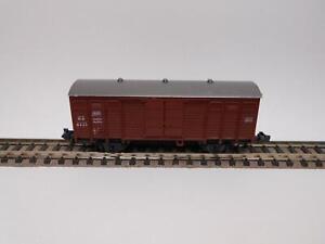 ROCO N Gedeckter Güterwagen NS (43113)