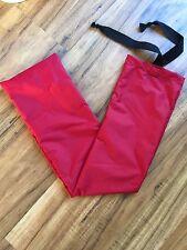 Waterproof Horse Tail Bag Red