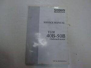nissan marine manual