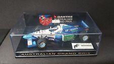 1:43 Minichamps Benetton B196 Renault Jean Alesi 1996 F1 Quantas 430960003