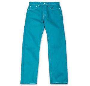 Premium Levis Mens 501 Jeans Original Shrink to Fit Raw ...
