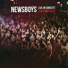 Live in Concert: God's Not Dead by Newsboys (CD, Oct-2012, EMI Music Distribution)