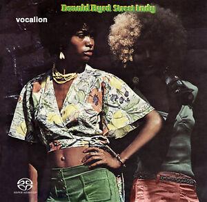 DONALD BYRD • Street Lady [SACD Hybrid Multi-channel] - CDSML8576