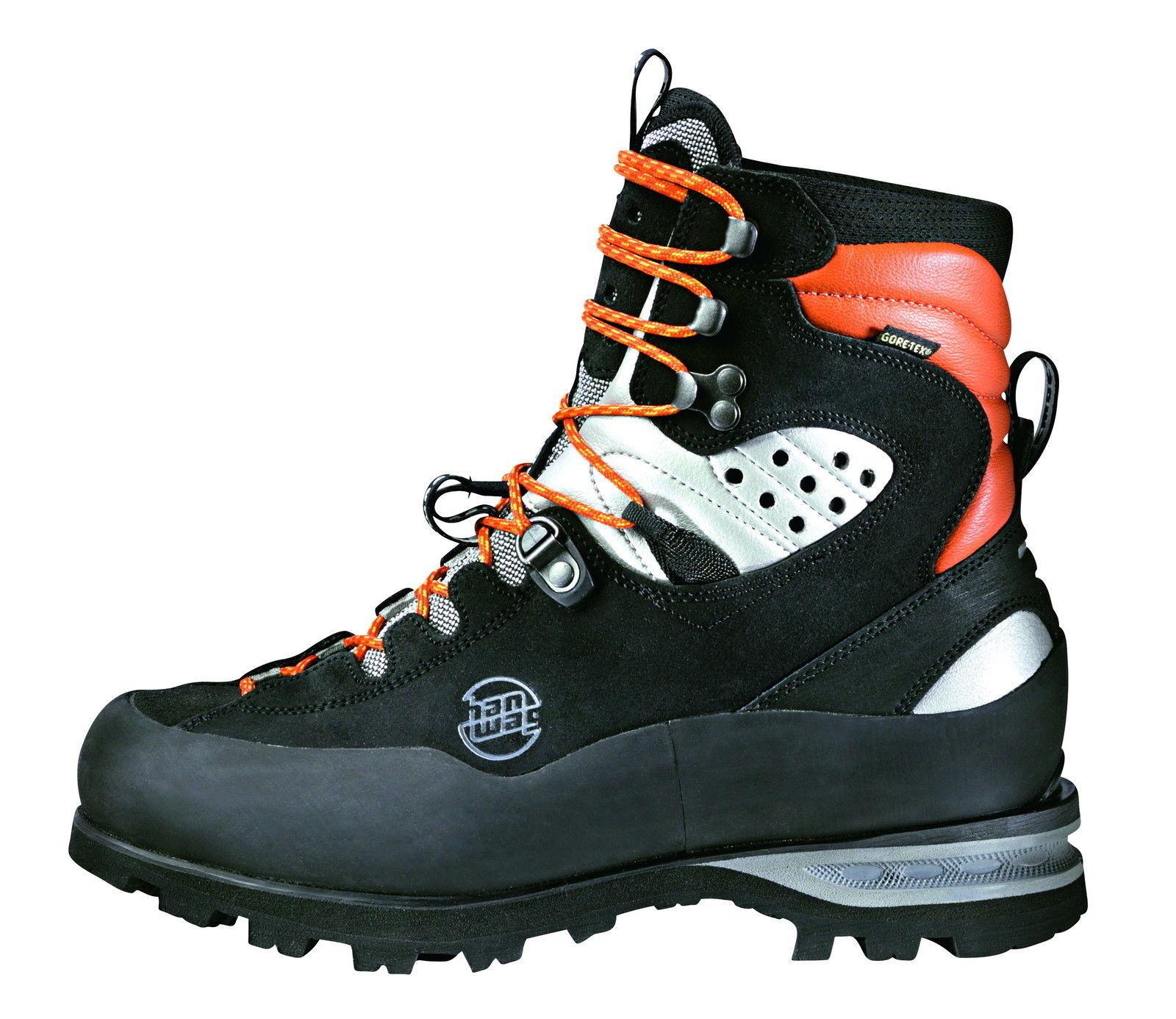 Hanwag Grado de Escalada botas  de Montaña Friction GTX Talla 12-47 Negro  suministramos lo mejor