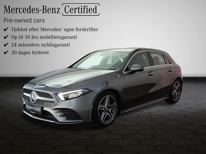 Mercedes A220 2,0 Advantage AMG aut. 4Matic 5d
