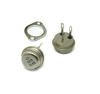 10 pcs Transistor Ge Germanium Power PNP P216 D ~ 2N5890 USSR NOS