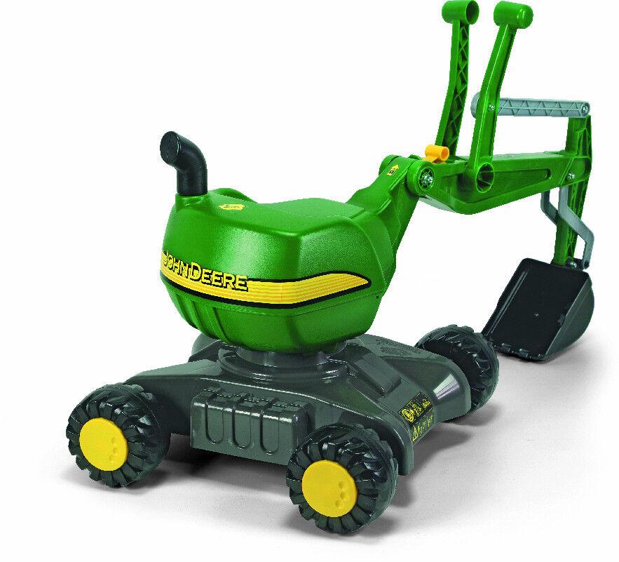 Rolly Toys Kunststoffbagger rolly Digger John Deere