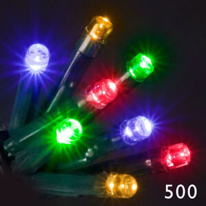 500-LED-Super-Bright-Multicoloured-Christmas-Chaser-Lights-8-Mode-Indoor-Outdoor
