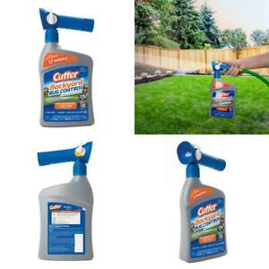 Cutter Backyard Bug Control Insecticide Concentrate With ...