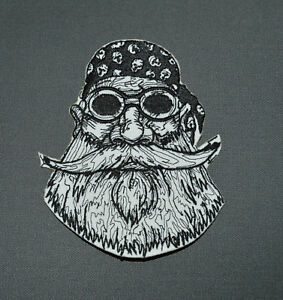 patch-biker-bike-barbu-broder-thermocollant-10-8cm