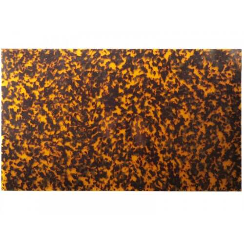 Incudo Spotted Tortoiseshell Cellulose Acetate Sheet