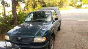 1998 Mazda Truck