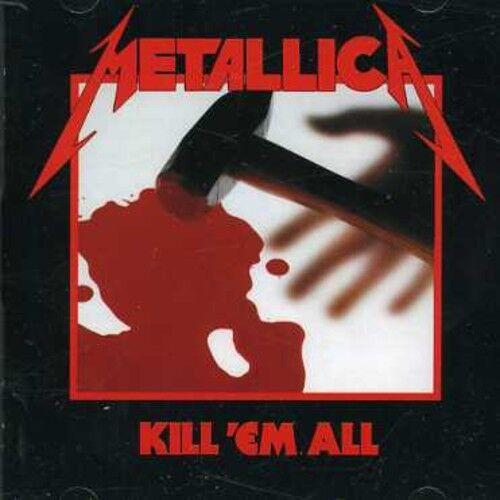 Metallica - Kill Em All [New CD] UK - Import