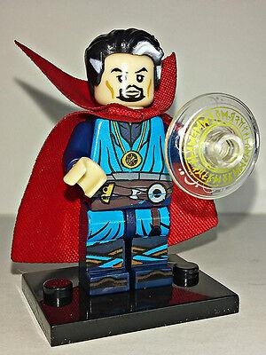 Marvel Super Heroes ~ Dr. STRANGE ~  Minifigure Lego Compatable