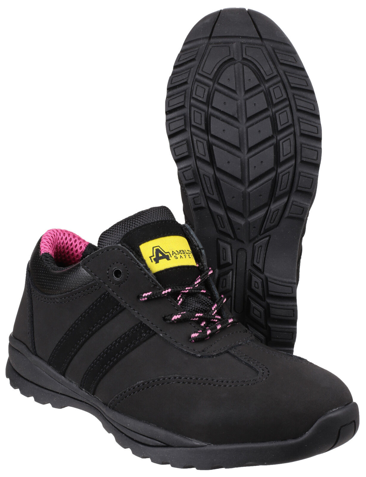 Amblers FS706 Sophie Safety  Chaussures  femmes  Ladies Steel Toe Cap Trainers UK3-9