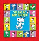 You Can Be Anything! by Charles Schulz (2009, Hardcover)