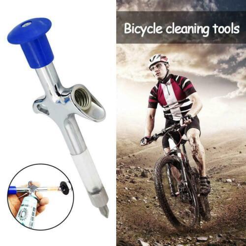 BEST MTB Bike Hub Grease Injector Lubricating Lubricate Tool HOME Tool Gun P7H8