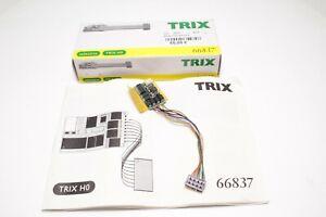 TRIX-selectrix-66837-Decoder-fuer-8-pol-Digitalschnittstelle-in-OVP