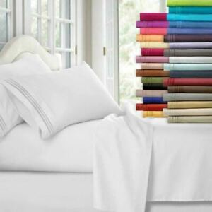 Egyptian-Comfort-1800-Count-4-Piece-Bed-Sheet-Set-Deep-Pocket-Bed-Sheets